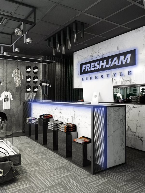 Showroom Freshjam